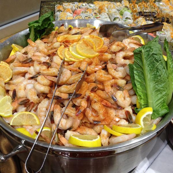 Jumbo Gulf Shrimp